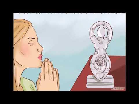 Cómo realizar un ritual de Wicca
