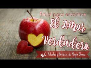 Ritual para encontrar El Amor Verdadero ♥♥♥
