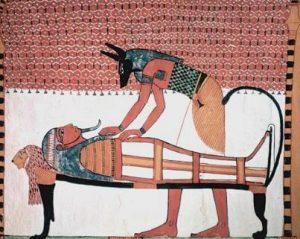 Hechizo egipcio para proteger con nudos