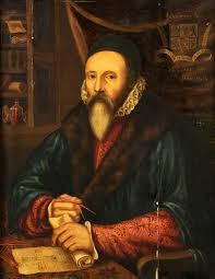 Hechiceros Reales: John Dee