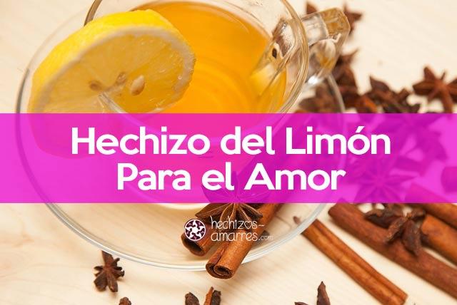 Hechizo Del Limon Para El Amor: Funciona!